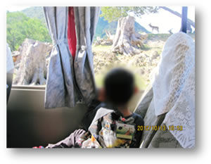2012年10月、利用者の子供たちと遠足へ行きました。